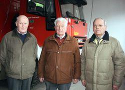 Leitungskomitee von 2003 bis 2010: (v.l.n.r.:) Friedhelm Schriek, Josef Rickert, Anton Stamen